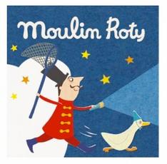 Moulin roty - Recharge Boite de 3 disques les petites merveilles