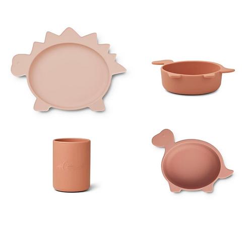 Set vaisselle silicone