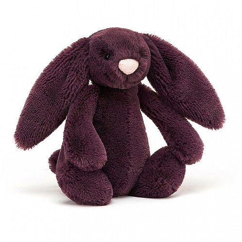 Jellycat - Bashful Bunny medium Plum