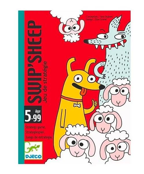 Jeu de cartes :  Swip'sheep