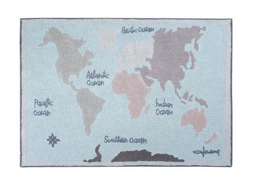 Lorena Canals - Tapis Vintage Map