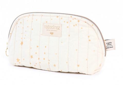 Nobodinoz - Trousse Holiday Gold stella/natural