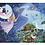 Thumbnail: Puzzle 36 pces Fée licorne