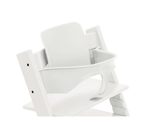 Stokke - Baby set blanc Chaise haute Tripp Trapp
