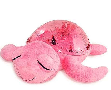 Veilleuse tortue pink