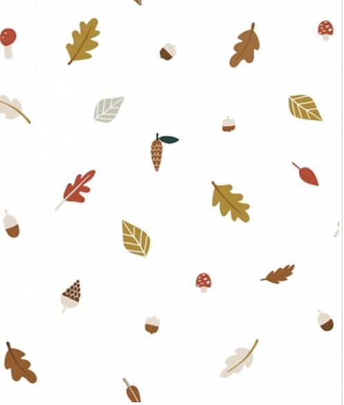 Papier peint -Feuilles d'automne