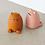 Thumbnail: Tirelire Cat moutarde