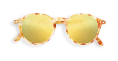 Izipizi - Lunettes de soleil Junior yellow tortoise mirror