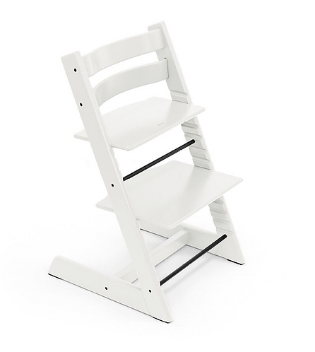 Stokke - Chaise haute Tripp Trapp blanc