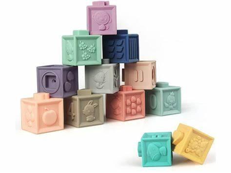 Mes premiers cubes éducatifs