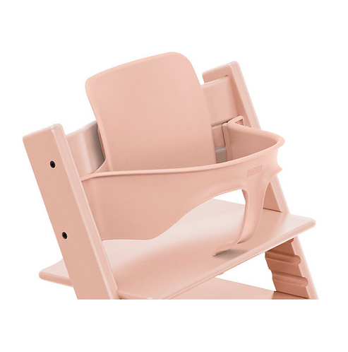Stokke - Baby set rose Chaise haute Tripp Trapp