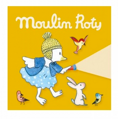 Moulin roty - Recharge Boite de 3 disques la grande famille