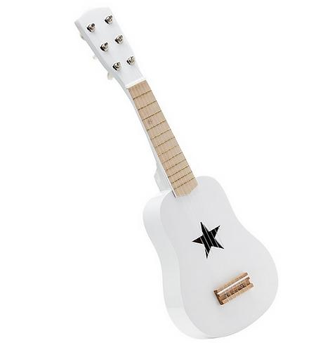 Guitare Blanche