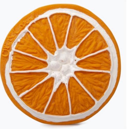 Oli and Carol - Orange