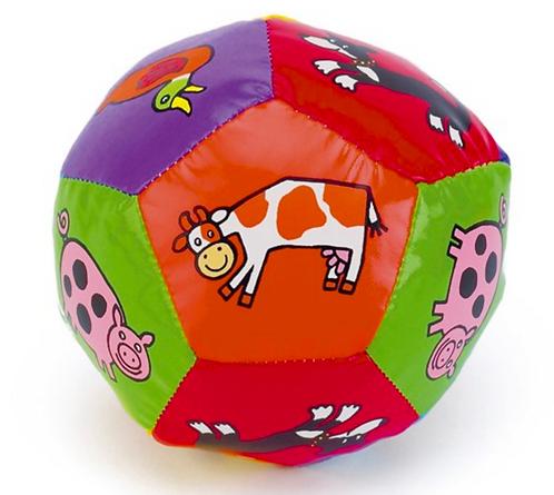 Jellycat - Balle sonore ferme