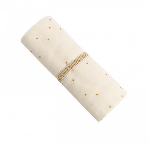 Nobodinoz - Grand lange honey sweet dots natural