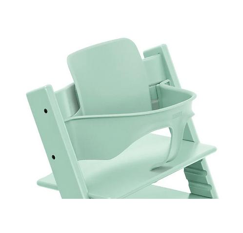 Stokke - Baby set vert menthe Chaise haute Tripp Trapp