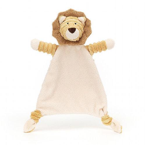 Jellycat - Doudou lange Lion cordy
