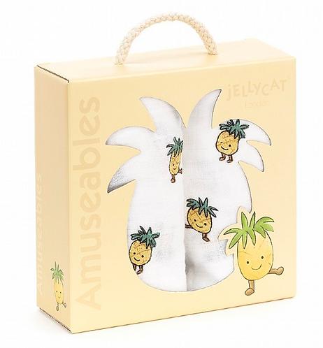 Pack 2 Langes ananas
