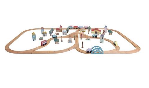 Little dutch - Circuit train  XXL