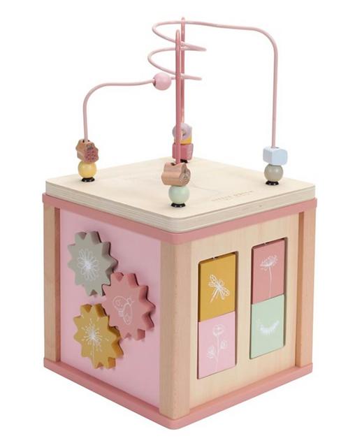 Cube d'activités Rose