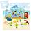 Thumbnail: Puzzle 16 pces Aquarium