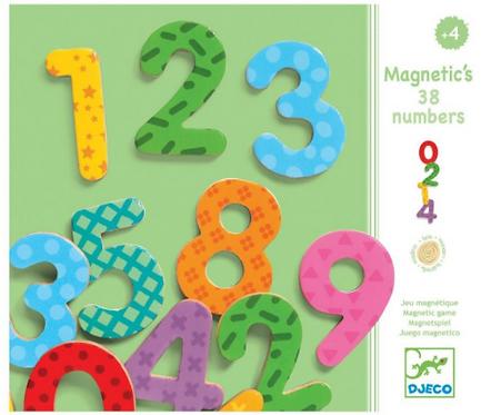 Chiffres magnetiques