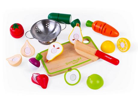 Janod - fruits et légumes à découper