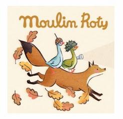 Moulin roty - Recharge Boite de 3 disques voyage d'olga