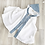 Thumbnail: Babyshower - Cape de bain beige