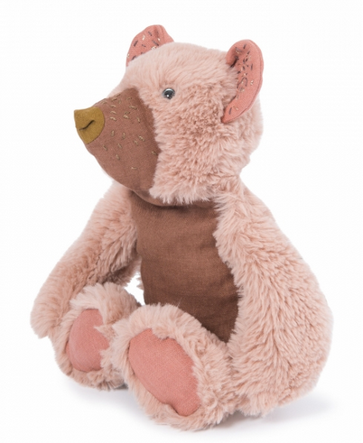 Moulin roty - ourson rose