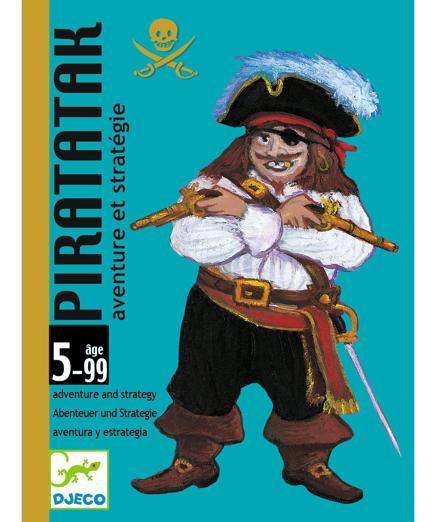 Jeu de cartes : Piratatak