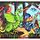 Thumbnail: Puzzle 36 pces Chevalier
