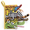 Thumbnail: Jellycat - Livre d'éveil jungle (C&A)