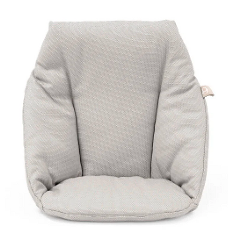 Stokke - Coussin gris Chaise haute Tripp Trapp