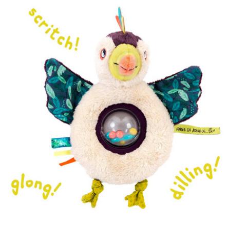 Moulin roty - jouet d'éveil toucan