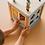 Thumbnail: Cube d'activités Bleu