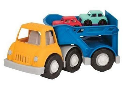 Camion de voitures
