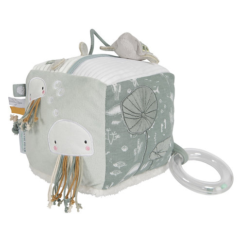 Cube d'éveil Ocean Mint (L&A)