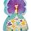 Thumbnail: Puzzle 36 pces Princesse (MB)