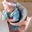 Thumbnail: Stokke - Baby set rose Chaise haute Tripp Trapp