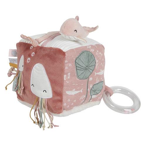 Cube d'éveil Ocean Pink