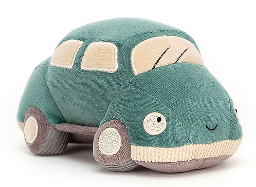 Jellycat - Voiture sonore