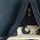 Thumbnail: Nobodinoz - Ciel de lit gold Stella night blue