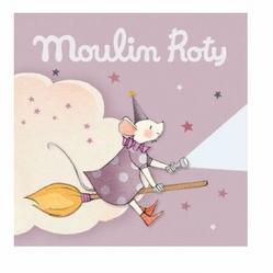 Moulin roty - Recharge Boite de 3 disques il était une fois rose