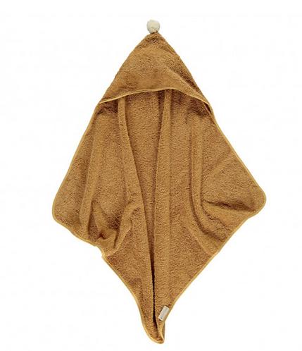 Nobodinoz - Cape de bain Camel