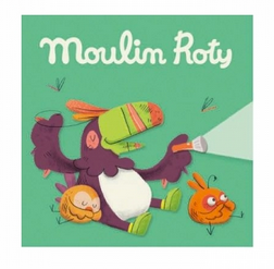 Moulin roty - Recharge Boite de 3 disques jungle