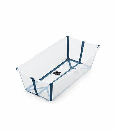Baignoire Flexi bath transparente