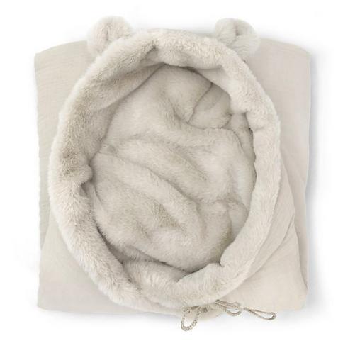 Babyshower - nid d'ange beige