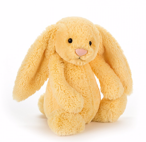 Jellycat - Bashful bunny lemon